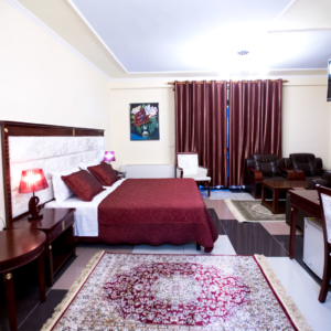 DELUXE DOUBLE ROOM orchidea hotel
