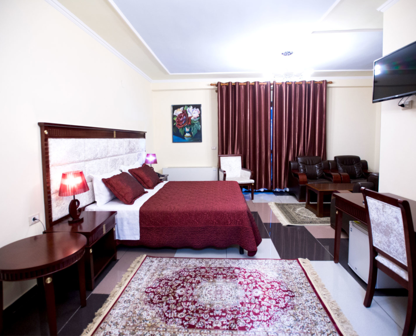 DELUXE DOUBLE ROOM orchidea hotel